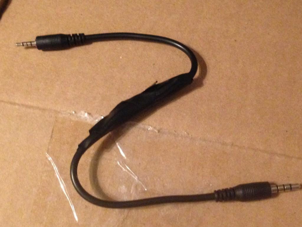 TRRS-soldered